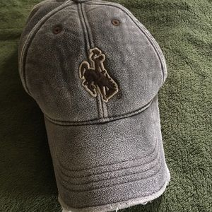 Wyoming Cowboys ball cap